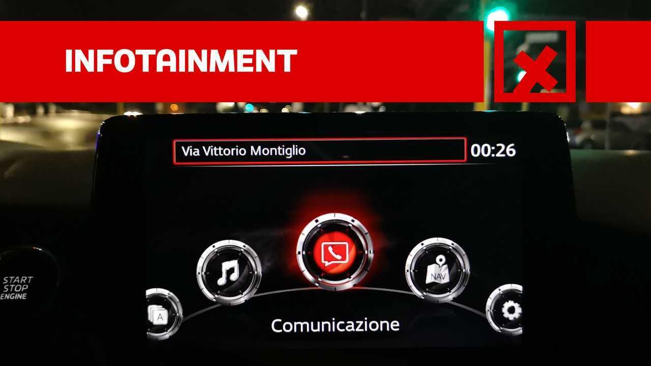Contro - Infotainment