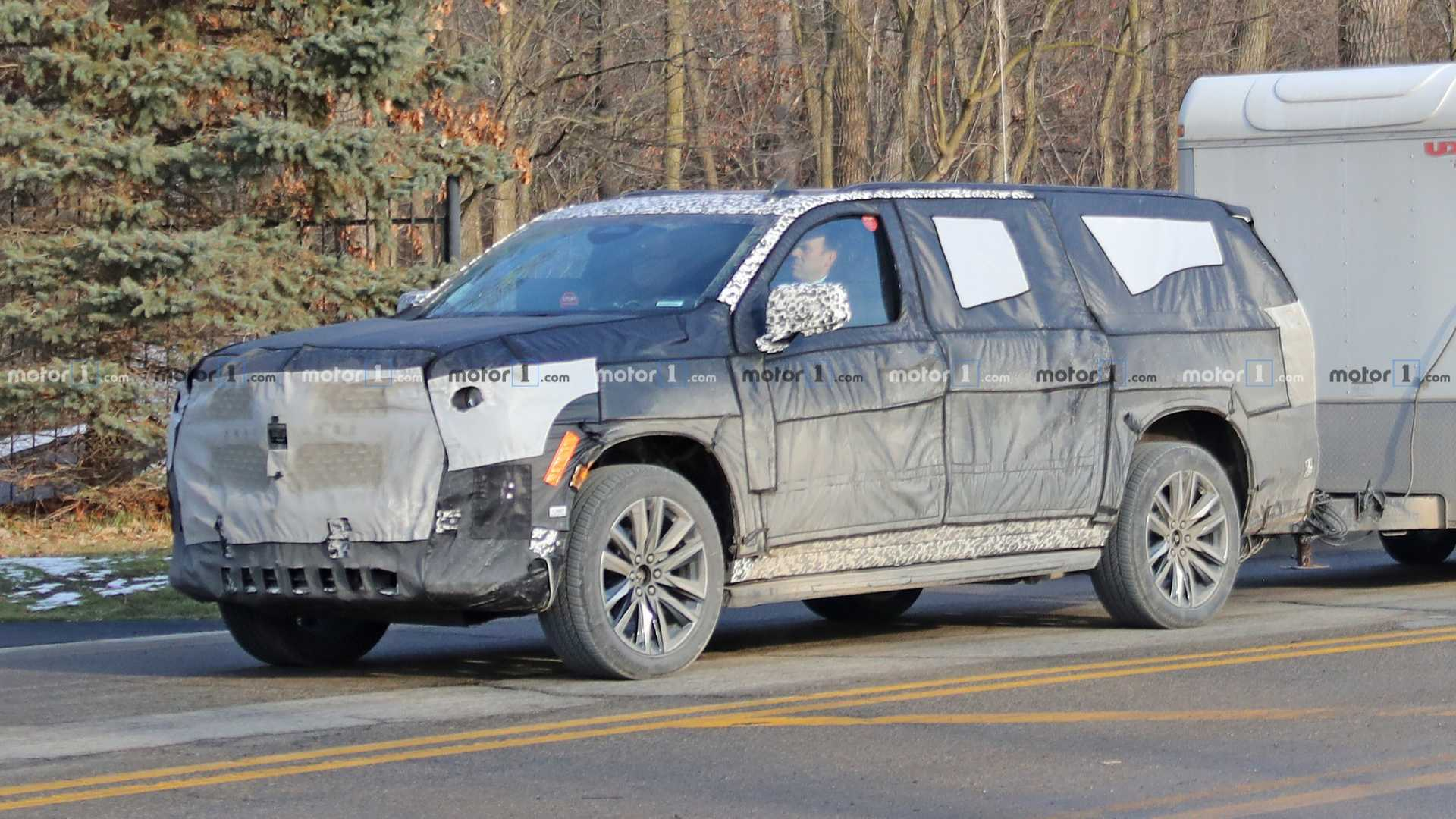 Next-Generation Cadillac Escalade Coming In 2020 As 2021MY
