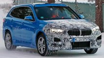 BMW X1 Spy Shots