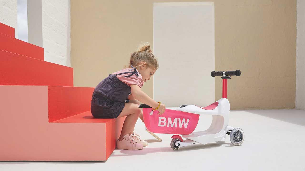 Kinderroller von BMW
