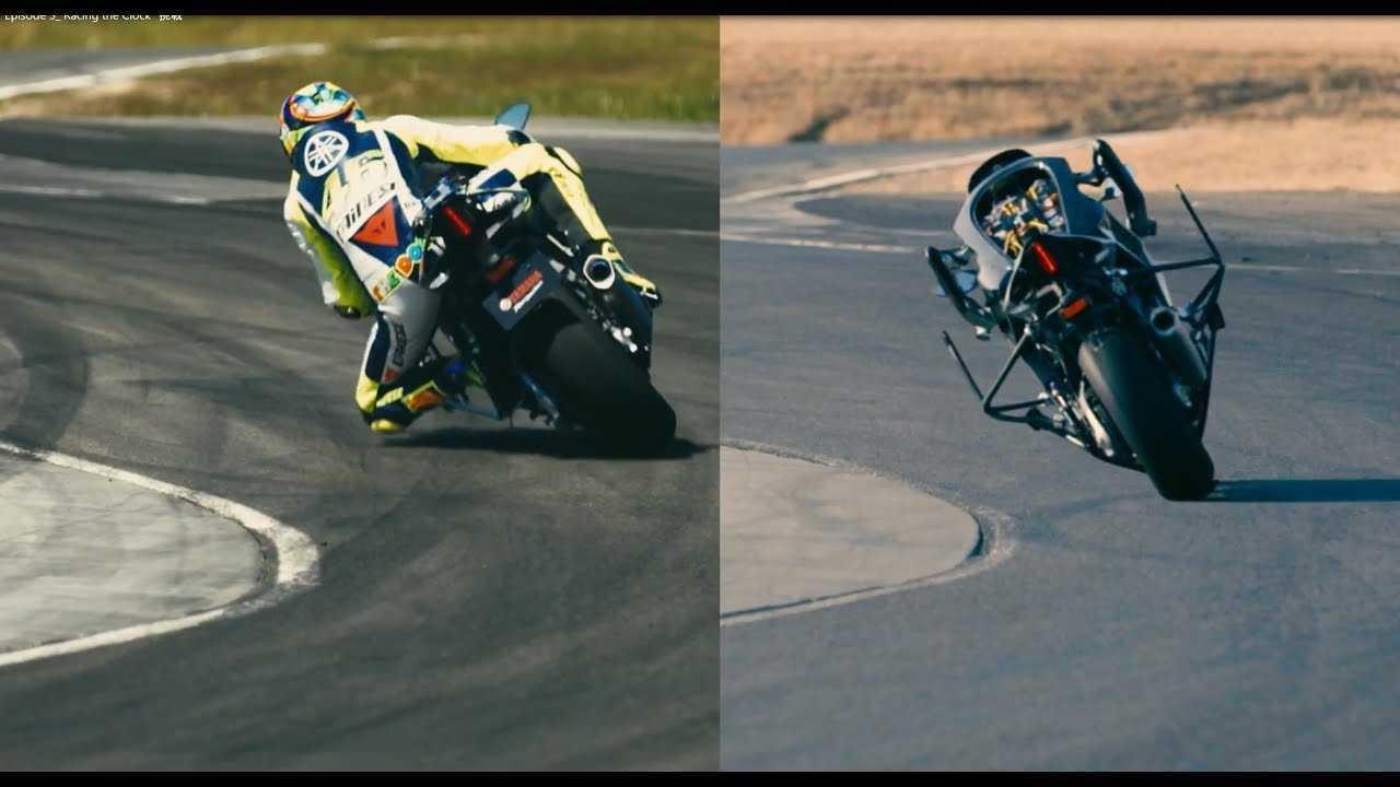 Motobot 2.0 Rossi Races