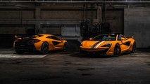 McLaren 570S Papaya Spark Edition