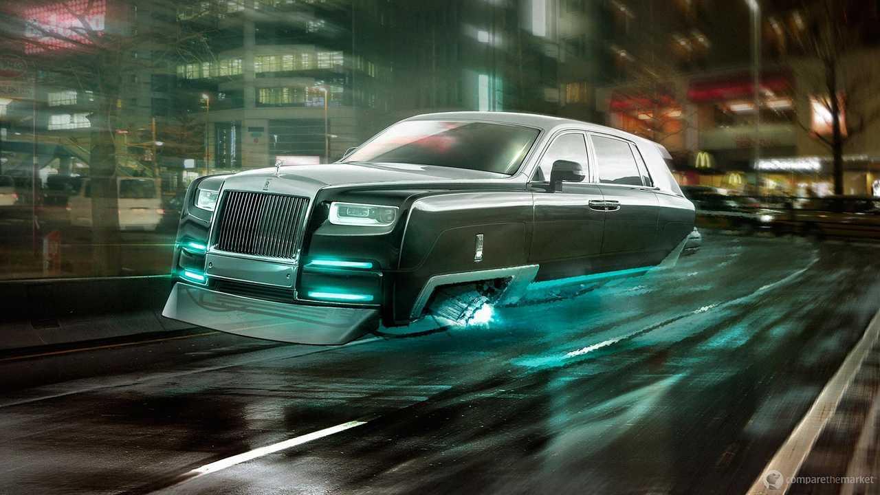 Rolls-Royce Flying Car