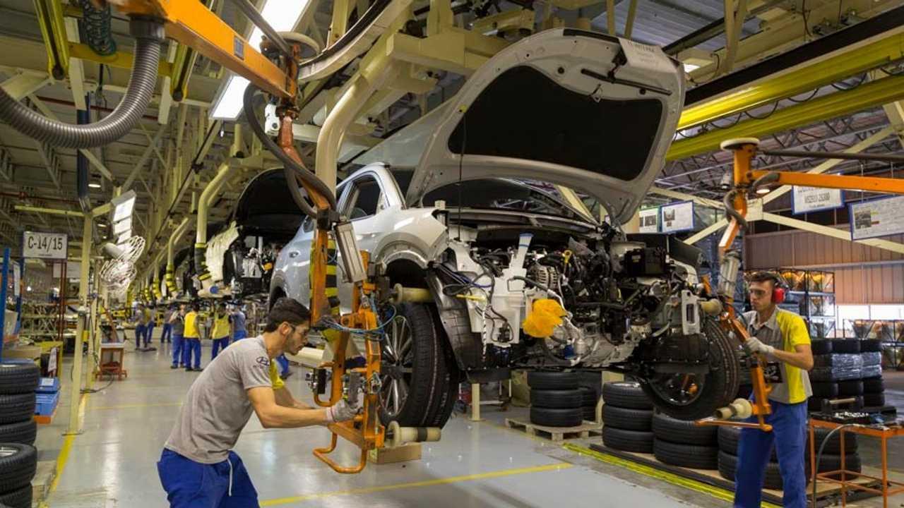 Fábrica Caoa Chery e Hyundai
