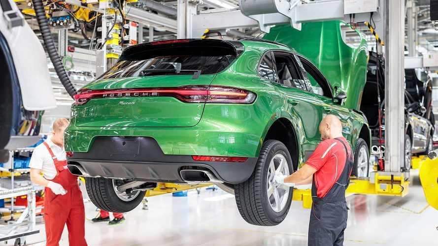 Porsche, super premio di 9.700 euro ai dipendenti