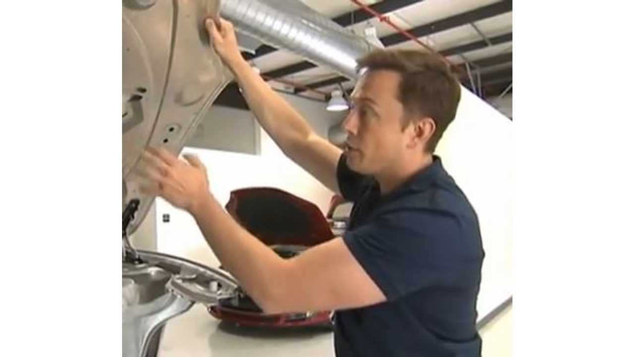 Elon Musk: Tesla To Break Ground At TWO Battery Sites