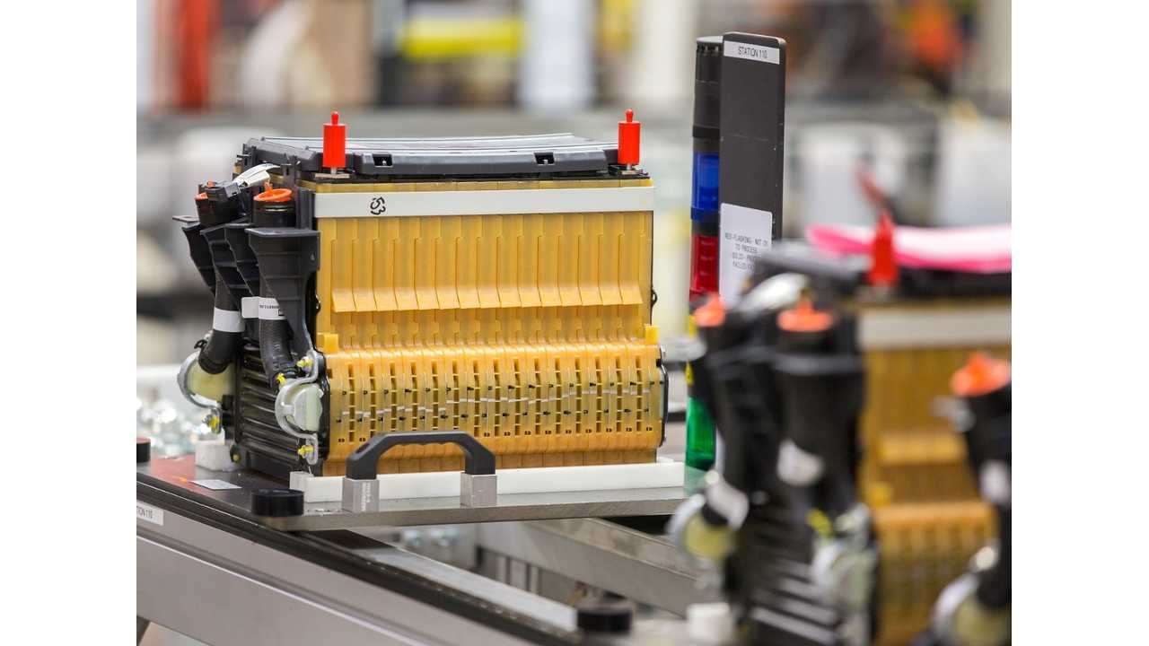 General Motors is bringing all of its electric vehicle battery building capabilities in-house with production of battery systems for the 2015 Chevrolet Spark EV at Brownstown Battery Assembly