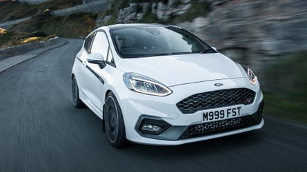 New Smartphone App Gives Ford Fiesta ST 222 Horsepower