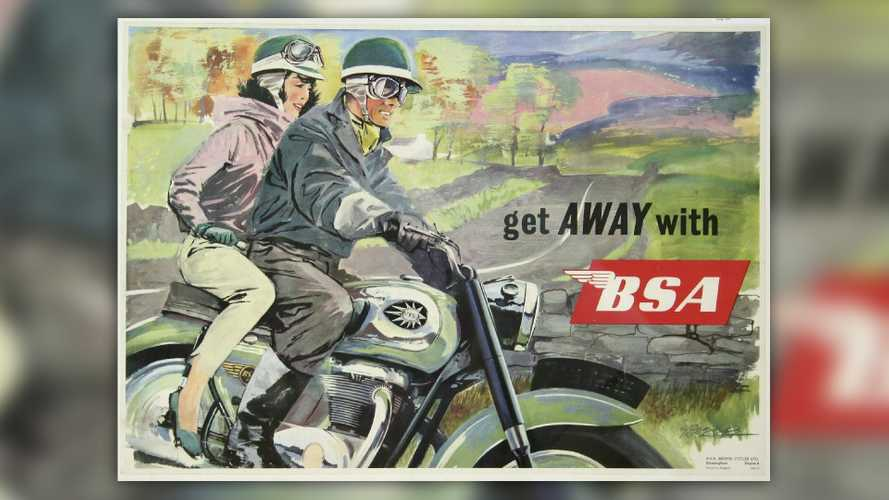 BSA's Electric Revival Is Finally Happening In 2021