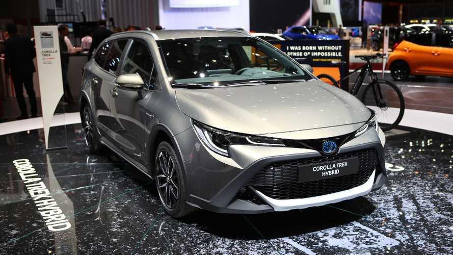 Toyota dévoile une Corolla Trek au style baroudeur