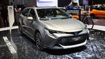 Toyota Corolla GR Sport et Corolla Trek au salon de Genève 2019
