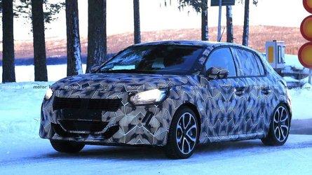 La prochaine Peugeot 208 se laisse une nouvelle fois approcher !