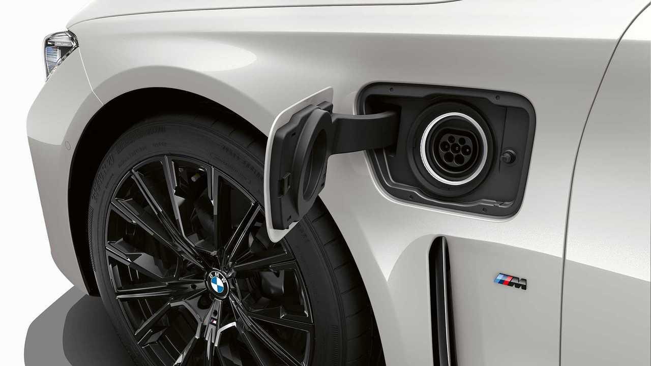 BMW Plug-In-Hybrid Modelle