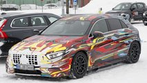 2020 Mercedes-AMG A45 spy photo