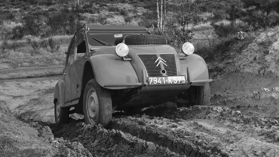 The Crazy Twin-Engined Citroen 2CV That Challenged Land Rover