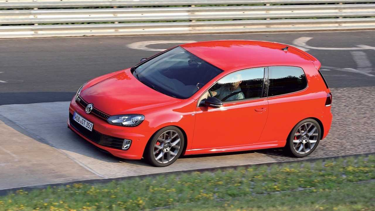 Volkswagen Golf GTI Edition 35 (2011)