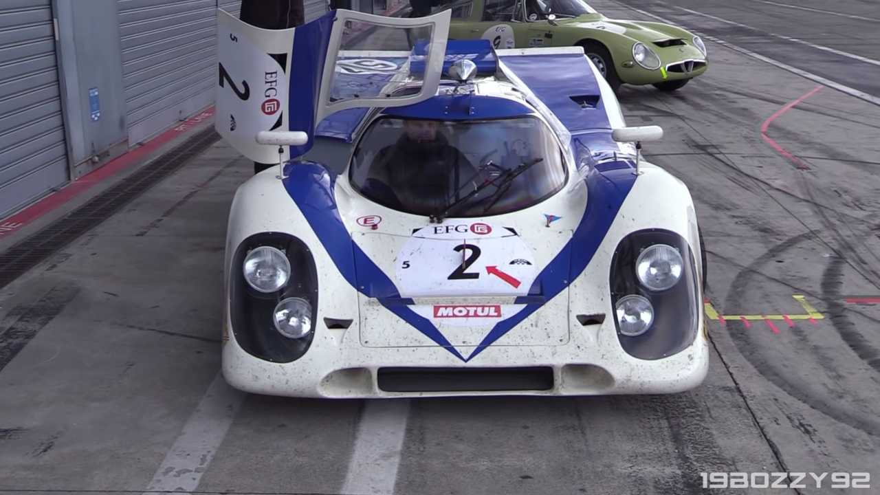 1970 Porsche 917 chassis 25th