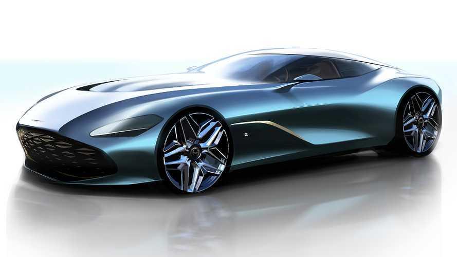 Aston Martin DBS GT Zagato, svelata la coupé dei cent'anni