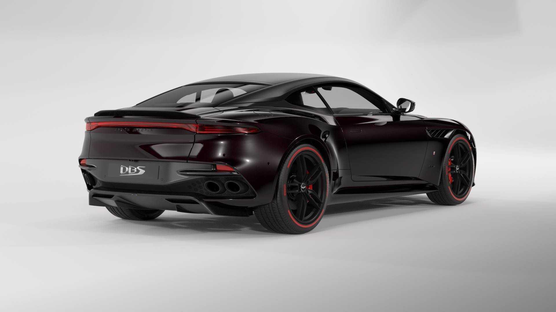 Asi Es El Aston Martin Dbs Superleggera Tag Heuer Edition