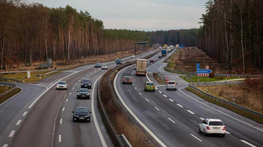 Limiti di velocità anche sulle autostrade tedesche?