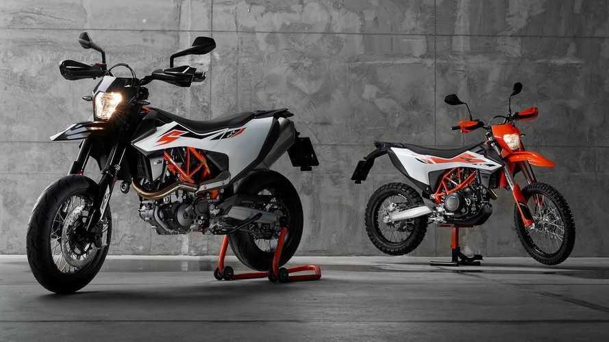 Nuevas KTM 690 SMC R y KTM 690 Enduro R: mismo motor, dos perfiles diferentes