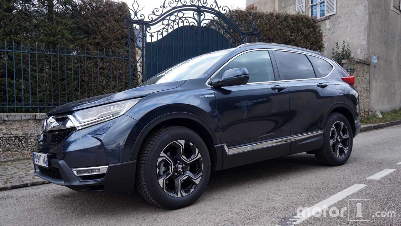 Honda Cr V Se >> Essai Honda CR-V Hybrid (2019) - Le SUV urbain