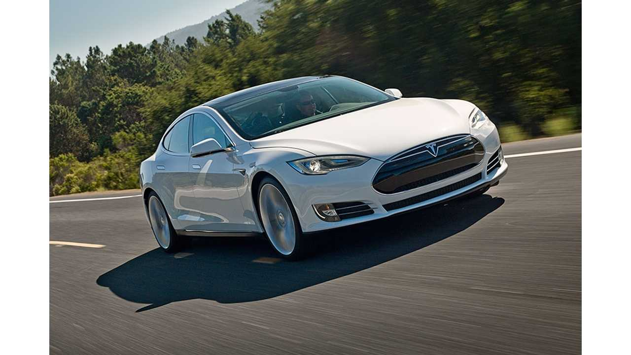 Is the Tesla Model S the