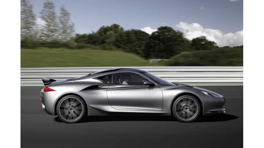 Infiniti Says Emerg E-Like Plug-In Hybrid Only Needs Final Approval to Enter Production