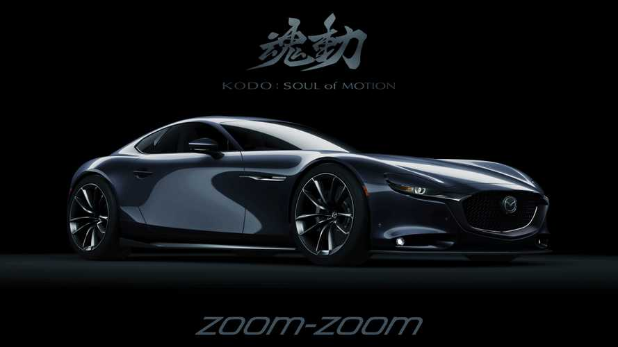 Mazda 'Dreams' Of Rotary-Powered Car, But 'Has No Time Frame'