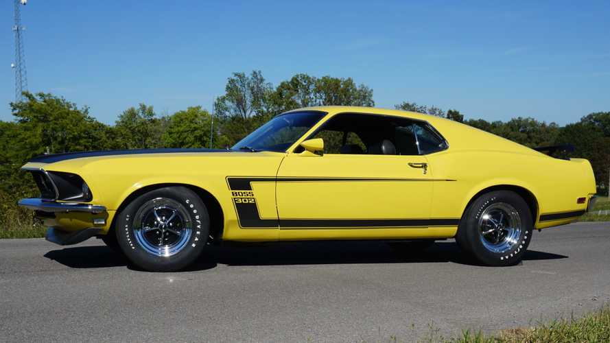 This Boss 302 Mustang At GAA Is Totally Unique