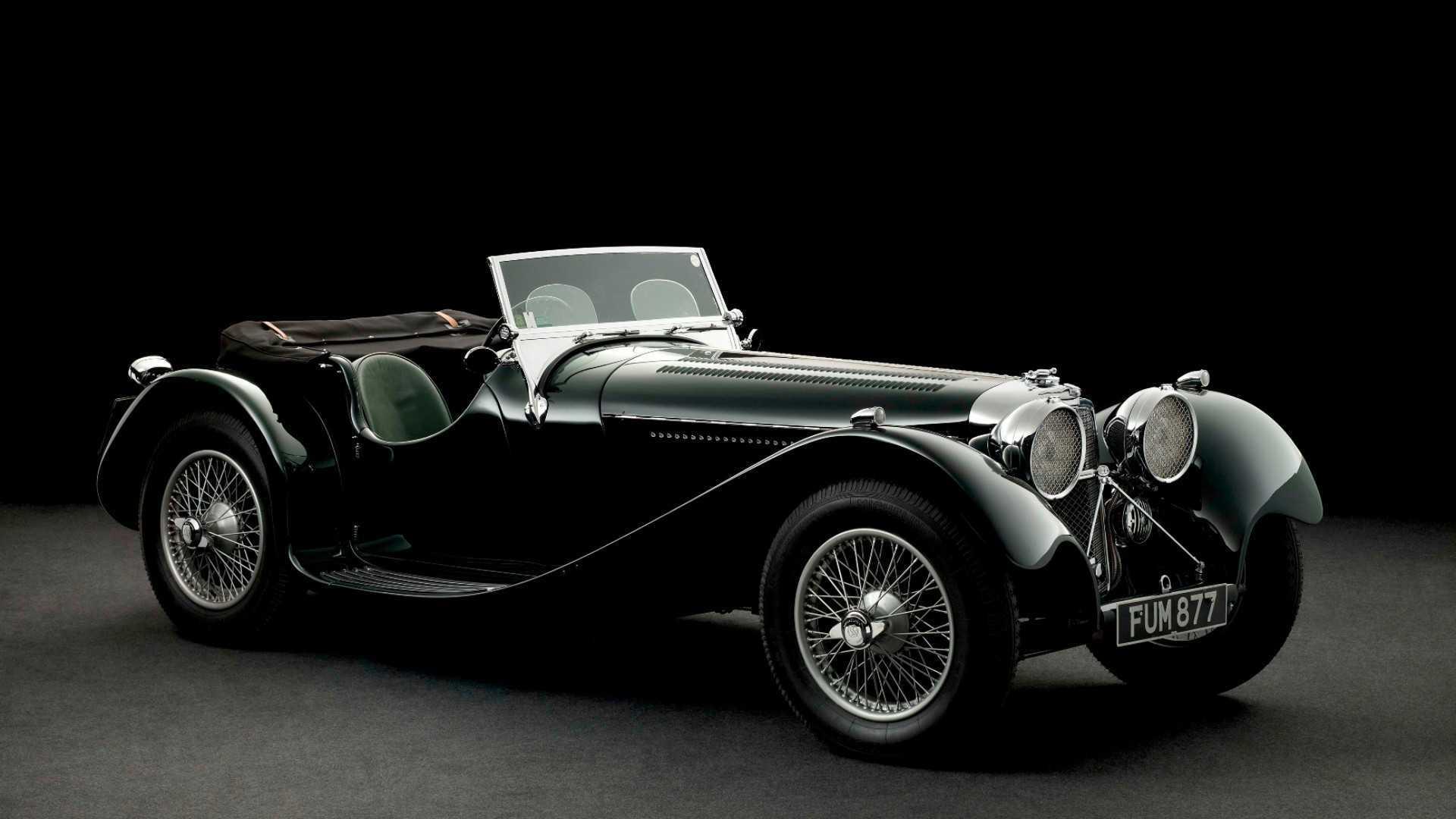 "[""Pendine Jaguar Collection""]"