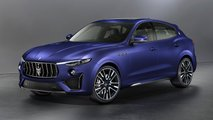 Maserati Levante Trophy V8 Launch Edition