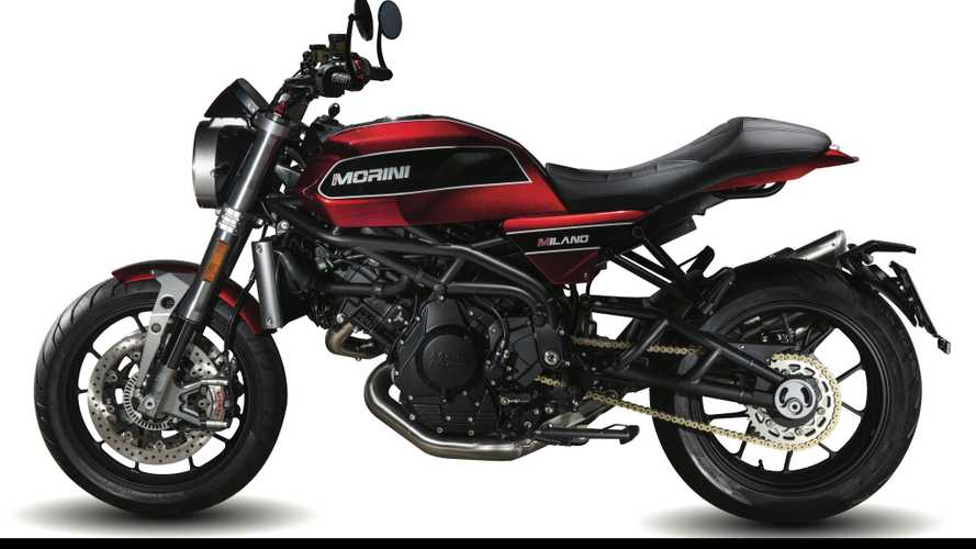 The 2019 Moto Morini Milano Exists And It Is Gorgeous