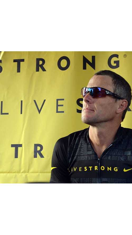 Nissan Statement On LEAF Pitchman And First Owner, Lance Armstrong