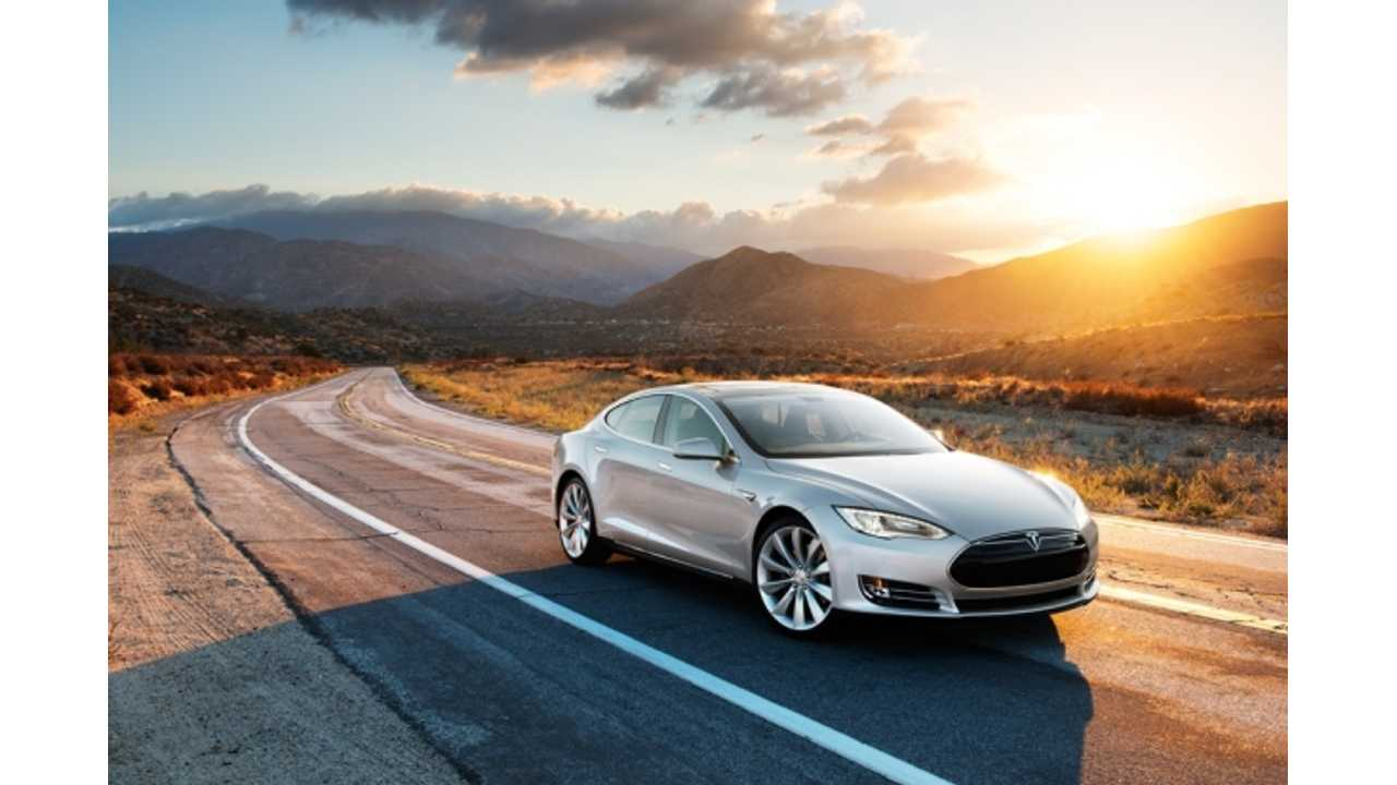 Car and Driver Releases Instrumented Test of Tesla Model S