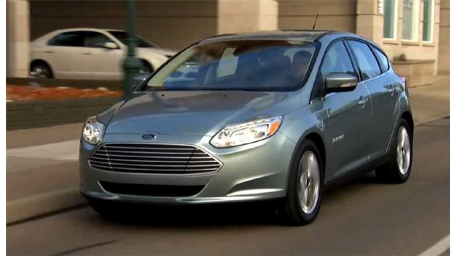 Consumer Reports Tests Ford Focus Electric, Mitsubishi i — Digs 1, Rips the Other — w/videos