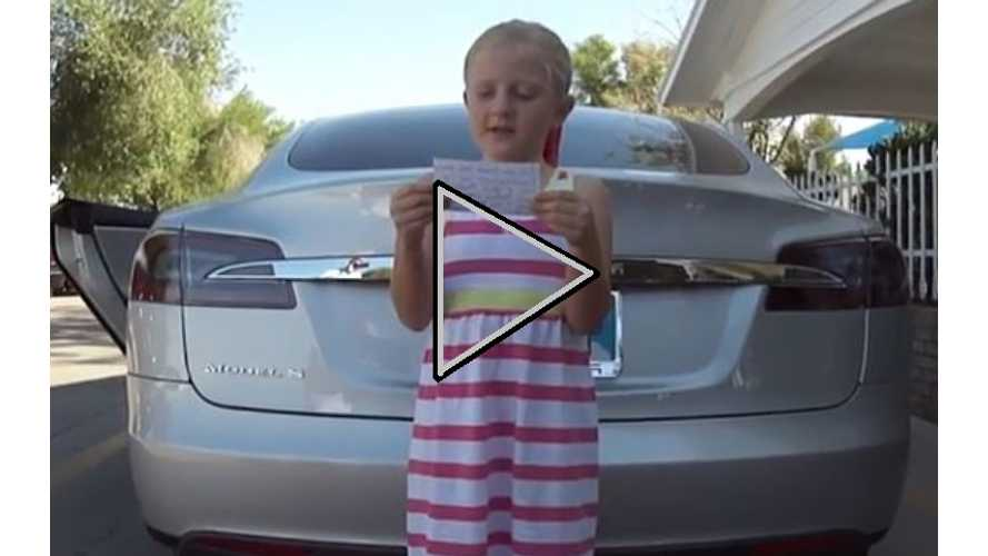 Video: Does the Model S Seat More People Than Tesla Says? Let's Ask a Kindergarten Class to Find Out