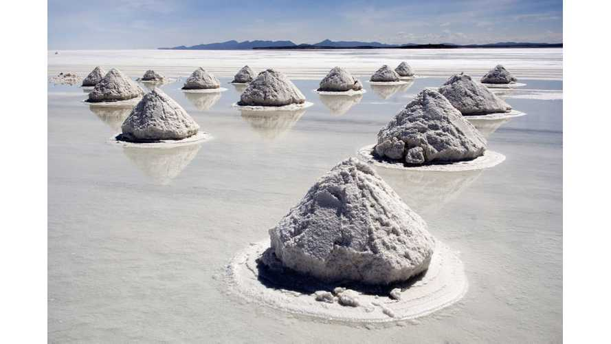 Lithium Market Becoming More Reliant on Transportation Batteries for Continued Demand