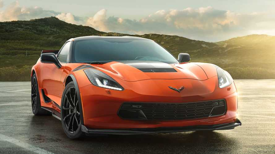 Chevrolet Corvette C7 Final Edition
