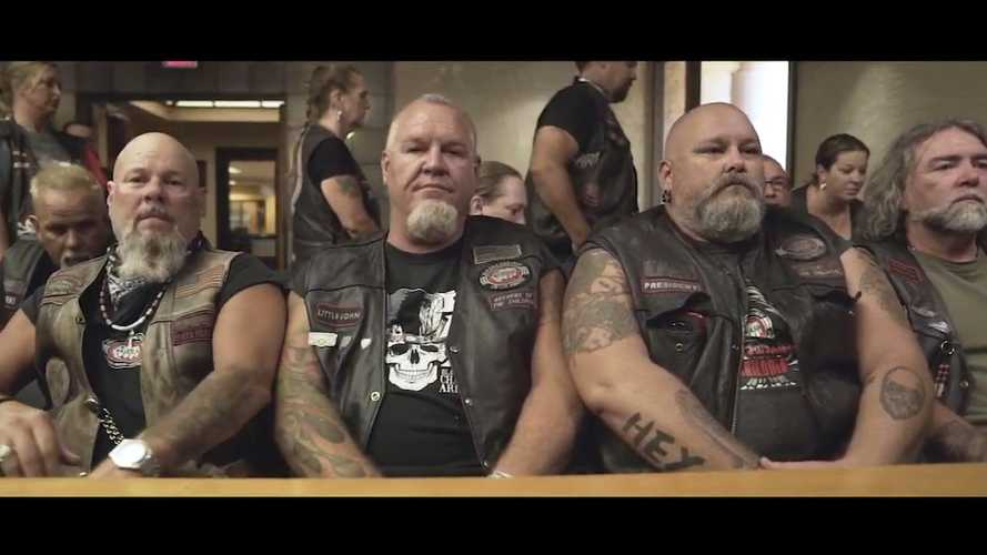 Bikers Against Child Abuse Produce Video