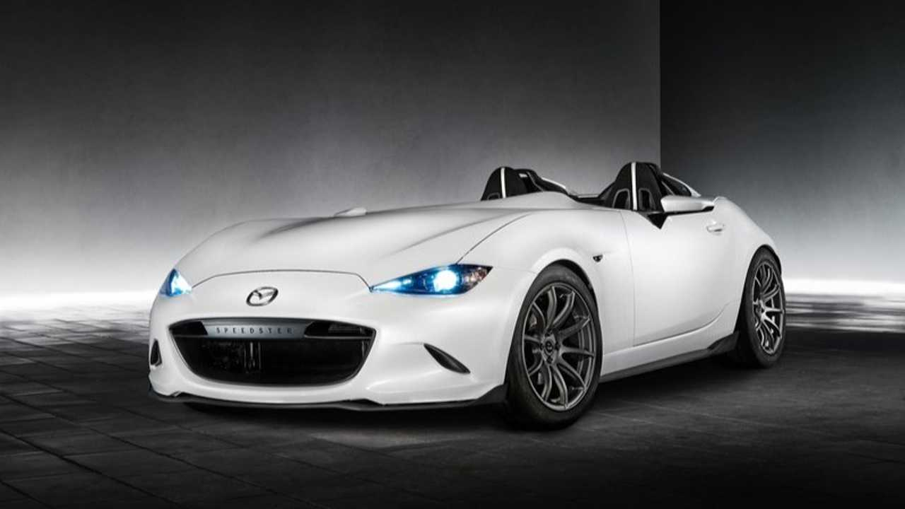 Concept MX-5 Speedster Evolution