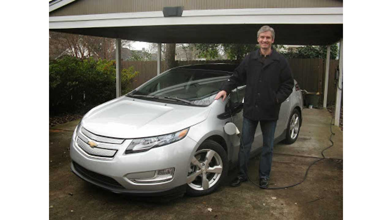 Chevy Volt Lessee Says BMW i3 Has Lots of Flaws, But He's Still Buying One to Replace Volt