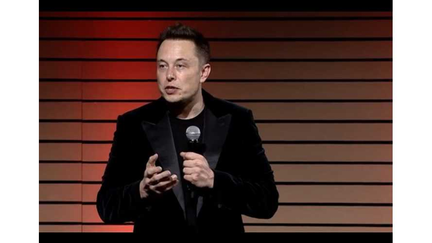 Elon Musk Picked as One of the Two Most Influential People in the Auto Industry Over the Past 25 Years