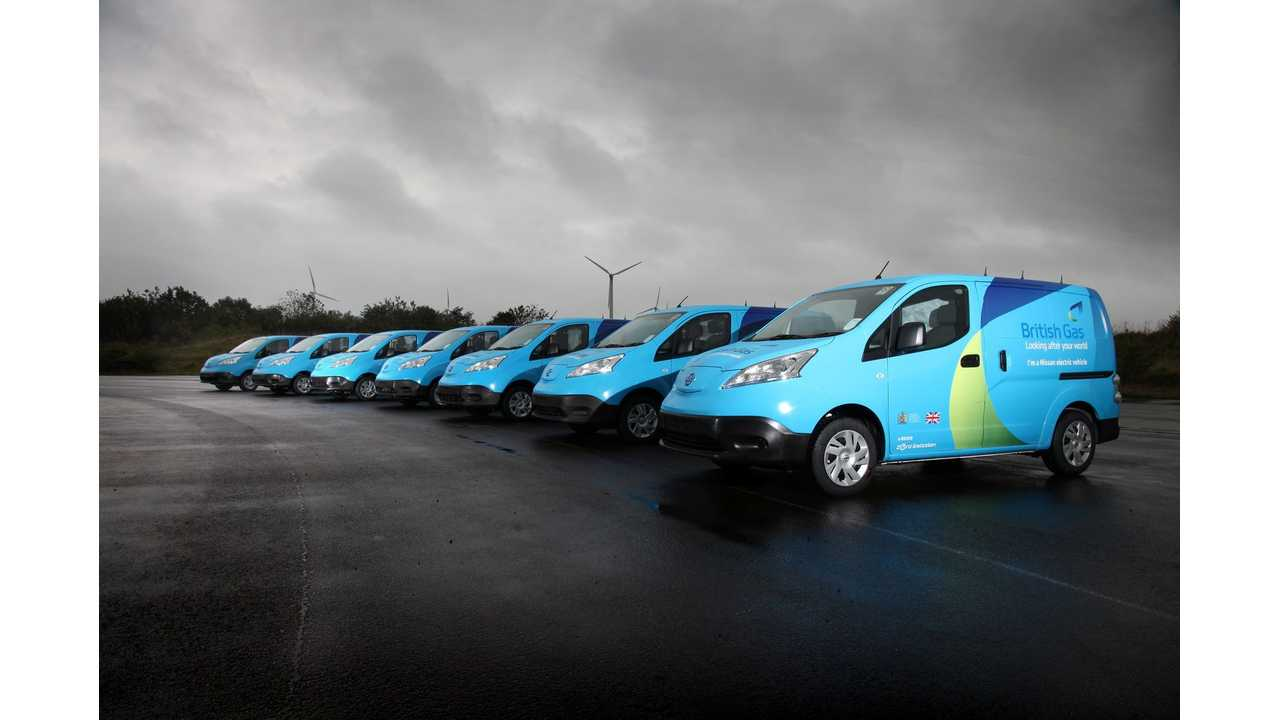 2014 Will Be The Year of Fleet EVs