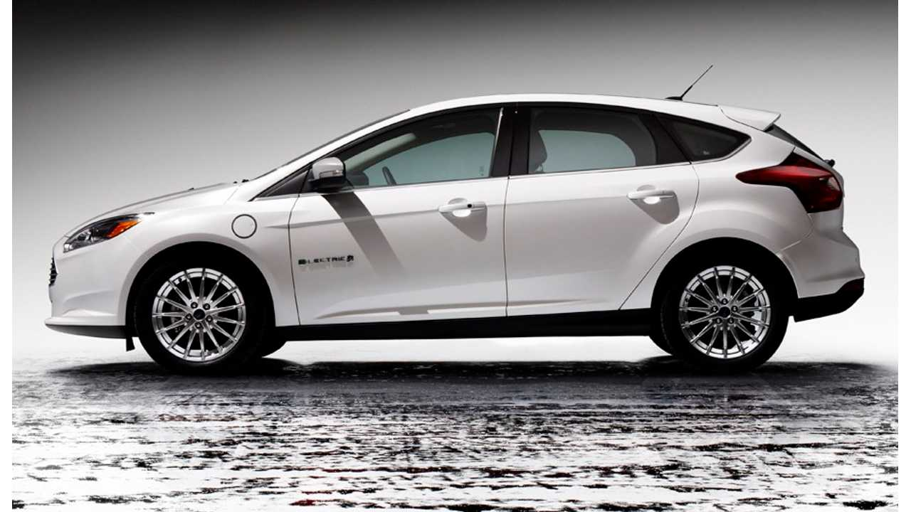 Ford Focus Electric Featured In Fully Charged