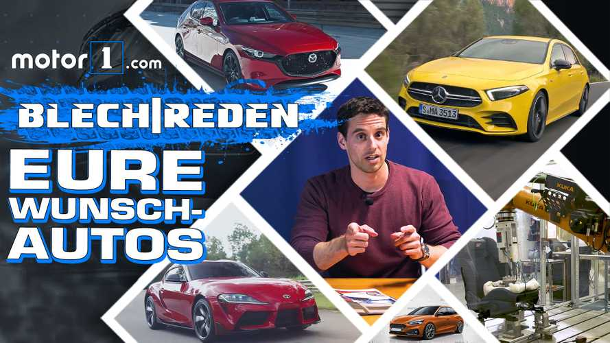 Video: Diese Autos testen wir 2019