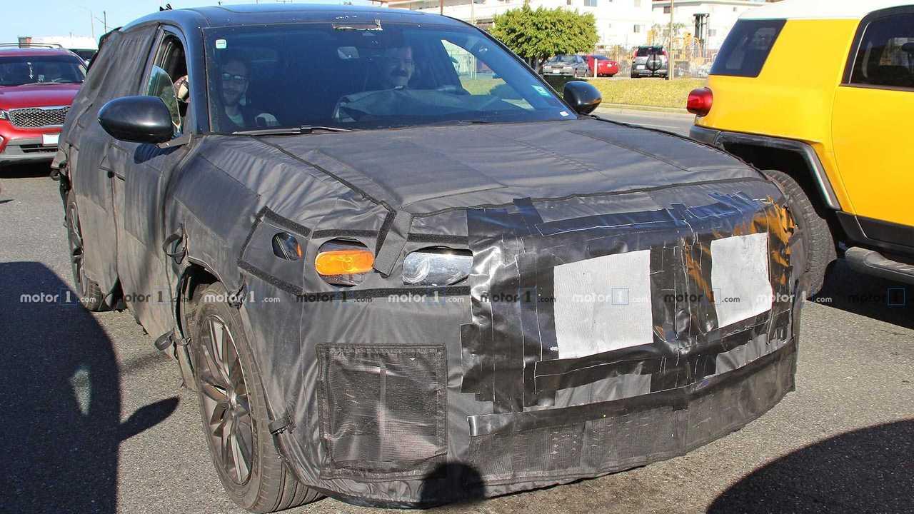 Acura MDX Type-S Casus Fotoğraflar