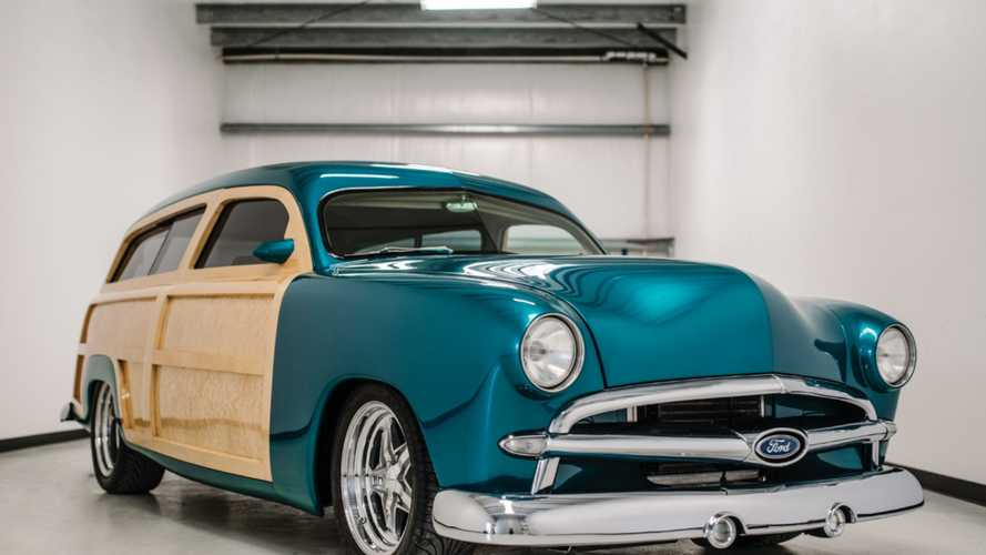 This Custom Ford Wagon Has Other Woodies Green With Envy