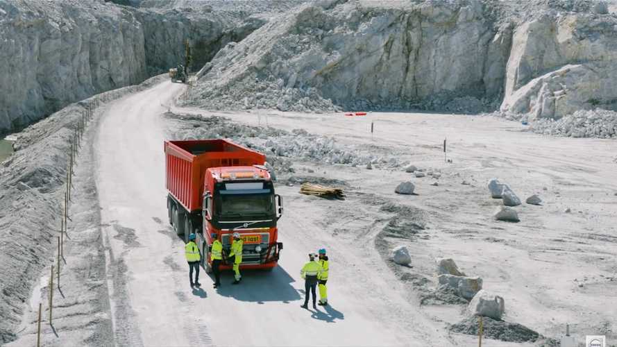 Driverless Volvo Trucks Are Already Being Used At A Mine