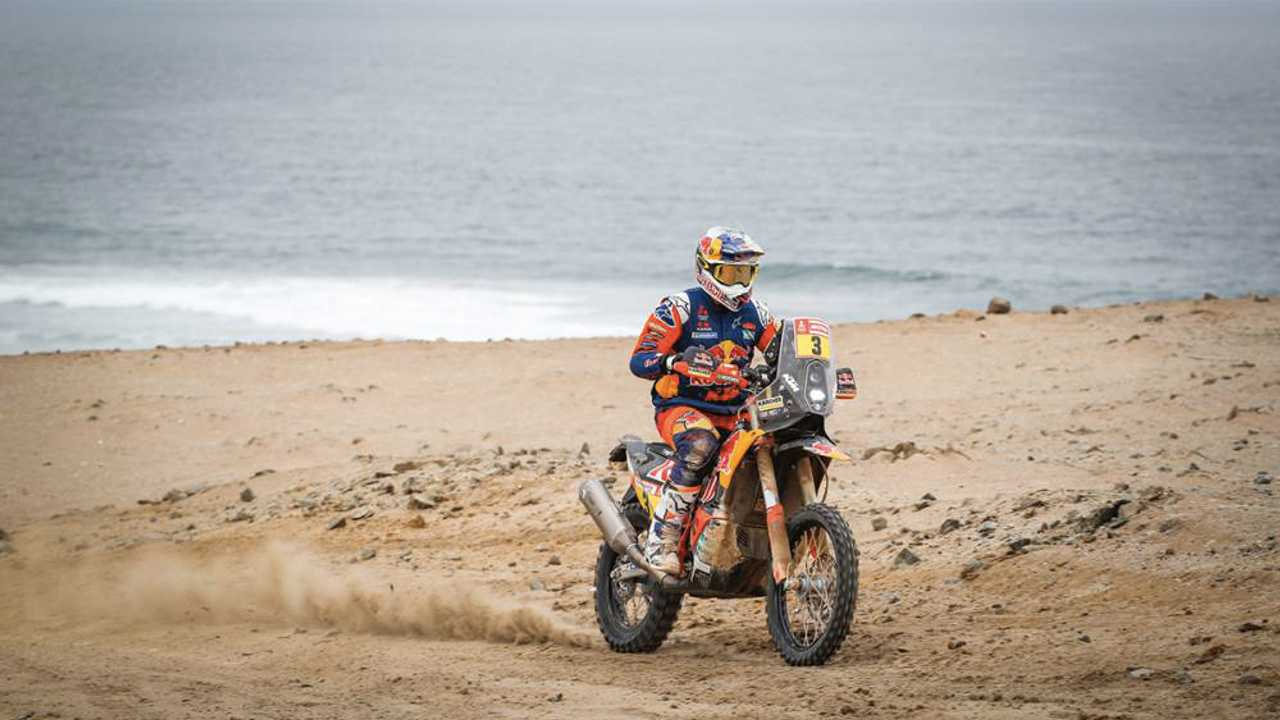 Dakar 2019 Results